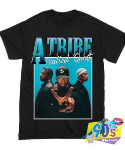 A Tribe Called Quest Rapper T Shirt