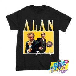 Alan Partridge Rapper T Shirt