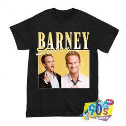 Barney Stinson How I Met Your Mother Rapper T Shirt