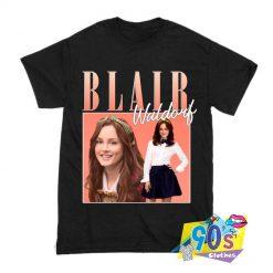 Blair Waldorf Gossip Girl Rapper T Shirt