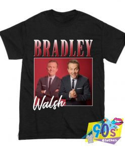 Bradley Walsh Rapper T Shirt