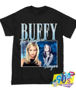 Buffy the Vampire Slayer Rapper T Shirt