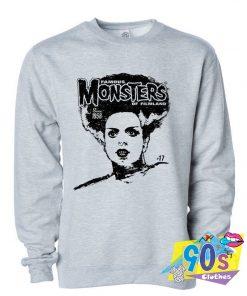 Famous Monsters Movie Sanjulian Sweatshirt