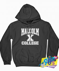 Malcolm X College Hoodie