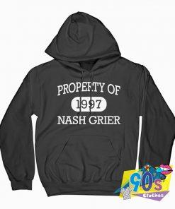 Property Of Nash Grier Hoodie VOLTA