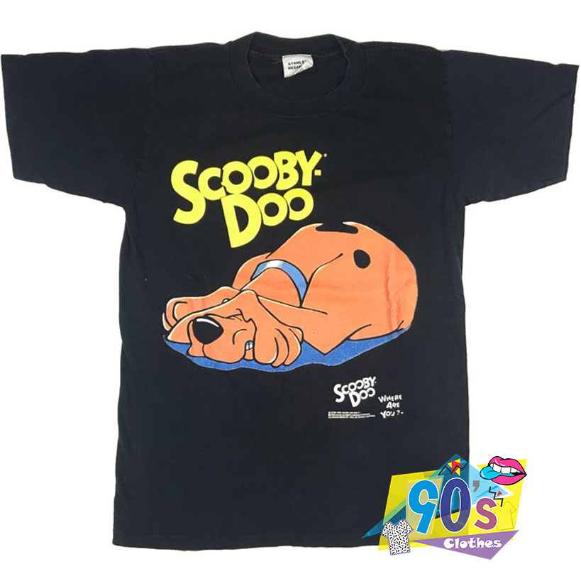 Vintage Scooby Doo Shirt