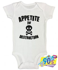 Appetite for Destruction Baby Onesie