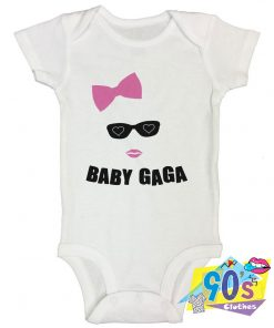 Baby Gaga Baby Onesie