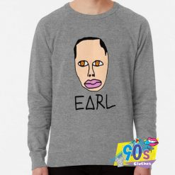 Cheap Earl Sweatshirt Rapper Sweater
