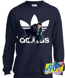 Funny Harry Potter Adidas Parody Sweatshirt