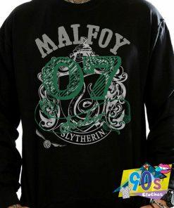 Harry Potter Draco Malfoy Seeker Sweatshirt