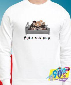 Harry Potter Friends TV Show Parody Sweatshirt