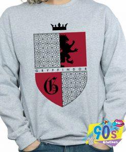 Harry Potter Gryffindor Shiled Sweatshirt