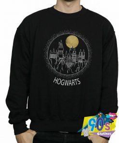 Harry Potter Hogwarts Aesthetic Sweatshirt