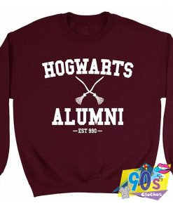 Harry Potter Hogwarts Alumni Sweatshirt