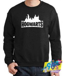 Harry Potter Hogwarts Fortnite Parody Sweatshirt