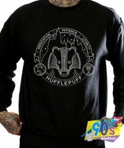 Harry Potter Hufflepuff Unisex Sweatshirt