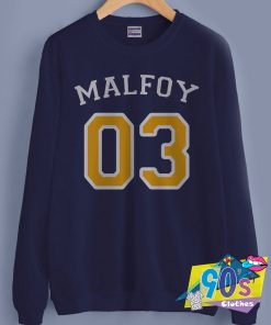 Harry Potter Malfoy 03 Unisex Sweatshirt