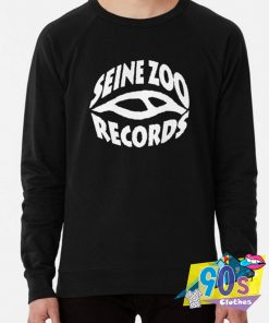 Seine Zoo Records Sweatshirt
