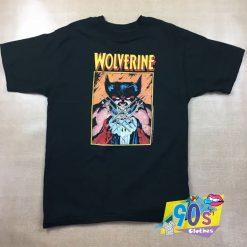 1989 Marvel Wolverine Funny T Shirt