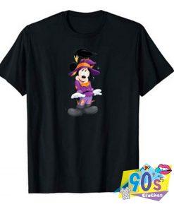 Disney Halloween Mickey Mouse Scarecrow T Shirt