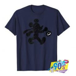 Disney Mickey Mouse Halloween Trick or Treat T Shirt