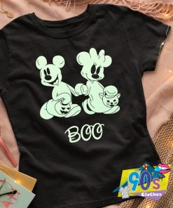 Family Disney pair Mickey Mouse Halloween T shirt