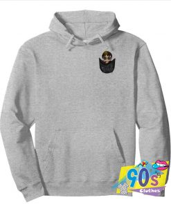 Harry Potter Chibi in The Pocket Hoodie