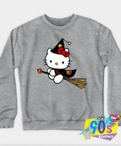 Hello Kitty Crewneck Funny Sweatshirt