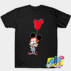 Horror Of Mickey Mouse IT v3 T Shirt