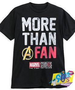 Marvel Studios 10th Anniversary T Shirt