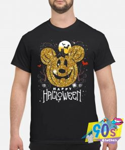 New Mickey Mouse Happy Halloween T shirt