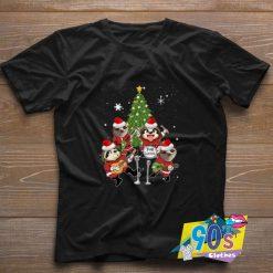 Pretty The Sloths The Beatles Parody Christmas T shirt