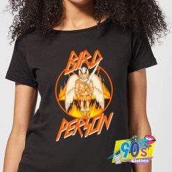 Rick and Morty Bird Person T shirt