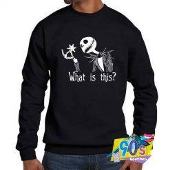 The Nightmare Skeleton Before Christmas Adult sweatshirt