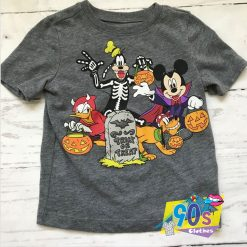 Todler Disney Mickey Mouse Halloween T shirt