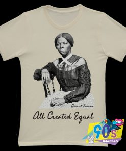 Harriet Tubman Natural TShirt