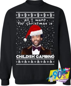 ASAP Rocky Rapper Christmas Sweatshirt