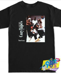Asap MOB Cozy Tapes T shirt
