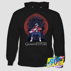 Back to the Thrones Game Parody Hoodie