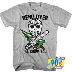 Bend Over Christmas Vacation T shirt
