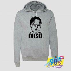 FALSE Fictional Character Dwight Hoodie