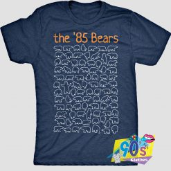 Funny 85 Chicago Bears T shirt