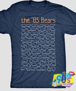 Funny 85 Chicago Bears T shirt