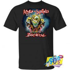 Kayzo x Subtronics Great Braincase T shirt