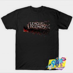League of Legends Gaming T shirt