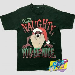 Naughty Looney Tunes Taz T shirt