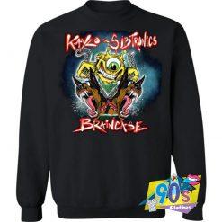 New Kayzo x Subtronics Braincase Sweatshirt