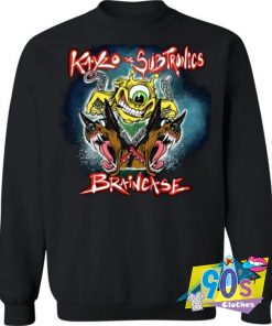 New Kayzo x Subtronics Braincase Sweatshirt