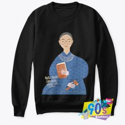 Ruth Bader Ginsburg Court Justice Law Sweatshirt